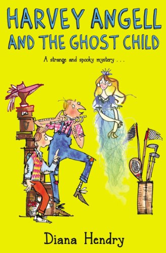 9781849416580: Harvey Angell And The Ghost Child