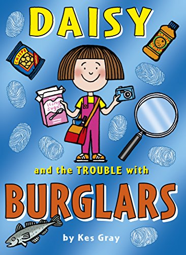 9781849416818: Daisy and the Trouble with Burglars (Daisy series)