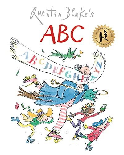 9781849416887: Quentin Blake's ABC