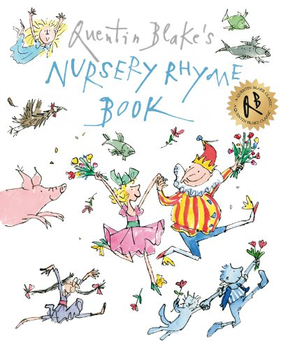 9781849416900: Quentin Blake's Nursery Rhyme Book