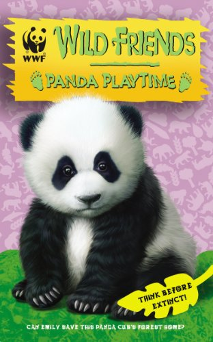 9781849416924: WWF Wild Friends: Panda Playtime: Book 1