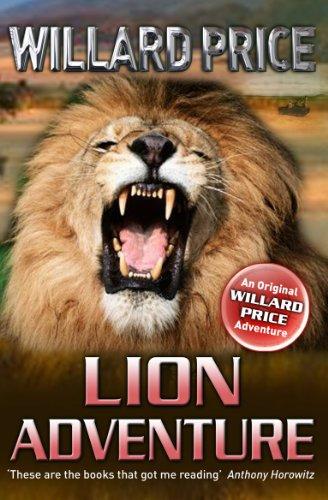 9781849417471: Lion Adventure