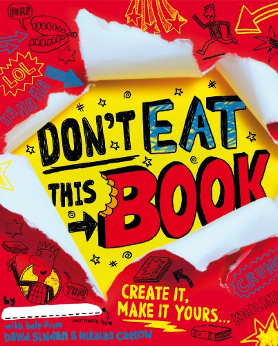 9781849417785: Don't Eat This Book