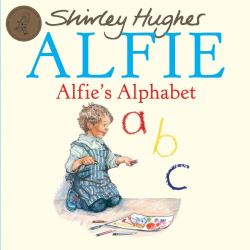 9781849418454: Alfie's Alphabet