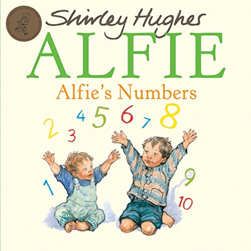 9781849418461: Alfie's Numbers