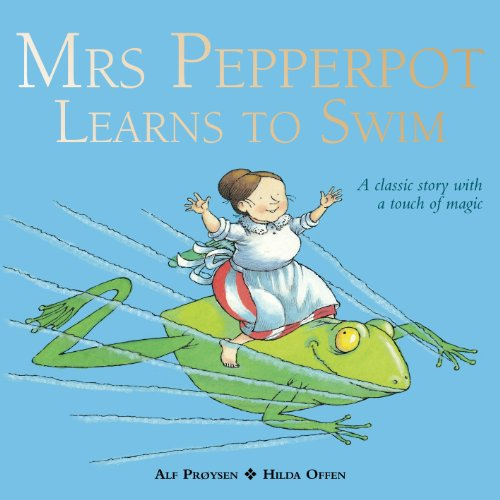 9781849418652: Mrs Pepperpot Learns to Swim
