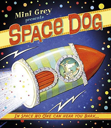 Space Dog: Mini Grey