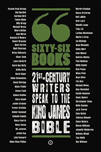 9781849432276: Sixty-Six Books: 21st-century writers speak to the King James Bible
