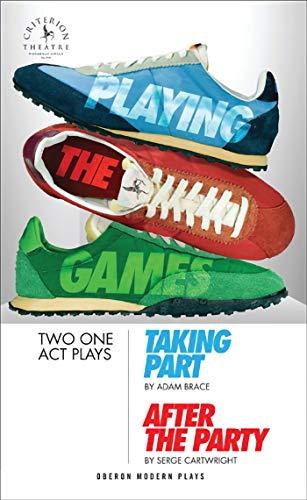 Playing the Games (Paperback): Adam Brace, Serge