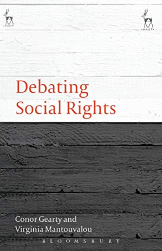 9781849460231: Debating Social Rights (Debating Law)