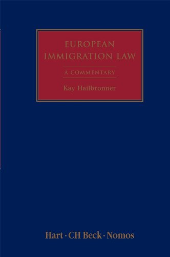 EU Immigration and Asylum Law: Commentary on: Kay Hailbronner