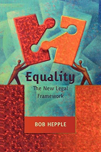 9781849461078: Equality: The New Legal Framework