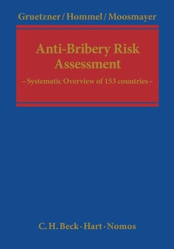 Anti-Bribery Risk Assessment: A Handbook (Hardback)