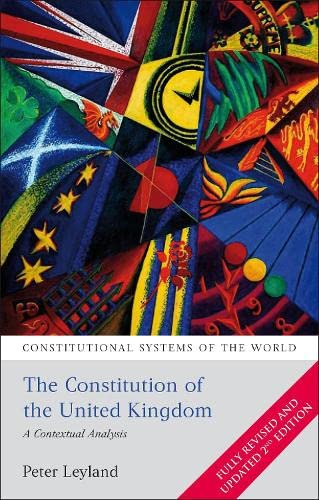 9781849461603: The Constitution of the United Kingdom: A Contextual Analysis