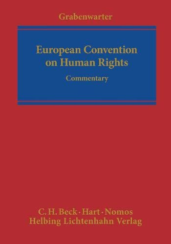 9781849461917: European Convention on Human Rights