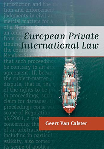 9781849462419: European Private International Law