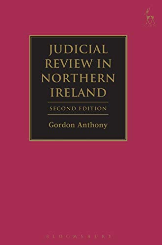 9781849462617: Judicial Review in Northern Ireland: Second Edition