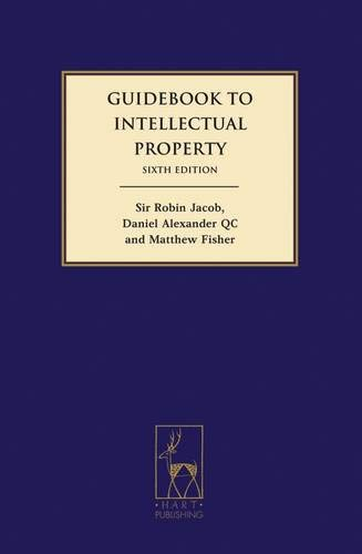 9781849463256: Guidebook to Intellectual Property