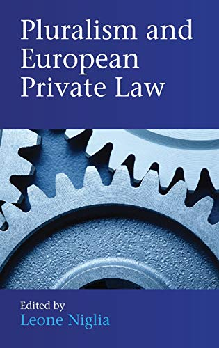 9781849463379: Pluralism and European Private Law
