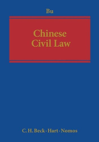 9781849464031: Chinese Civil Law
