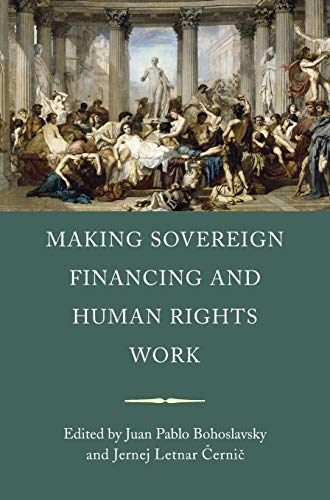Making Sovereign Financing and Human Rights Work: Juan Pablo Bohoslavsky