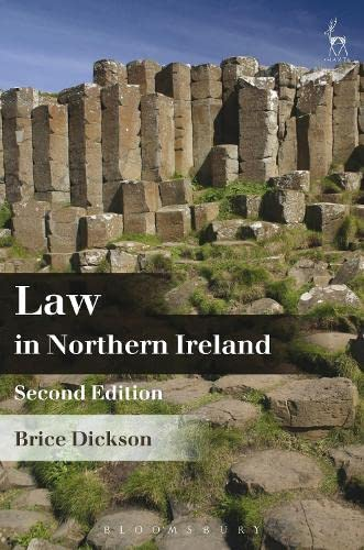 9781849464598: Law in Northern Ireland: Second Edition