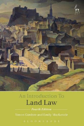 Introduction to Land Law: Gardner, Simon