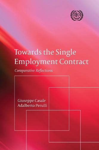9781849465816: Towards the Single Employment Contract: Comparative Reflections