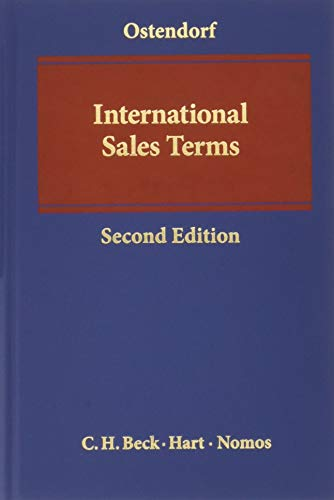 9781849466097: International Sales Terms: Second Edition