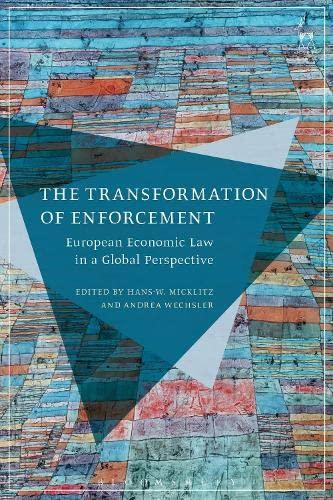 Transformation of Enforcement: Hans W Miklitz