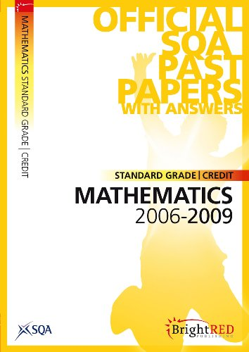 Maths Credit (Standard Grade) SQA Past Papers: SQA