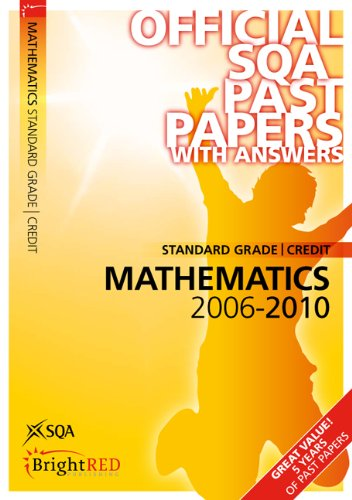 Maths Credit (St Gr) SQA Past Papers: SQA