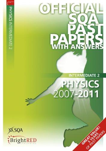 9781849482066: Physics Intermediate 2 2011 SQA Past Papers