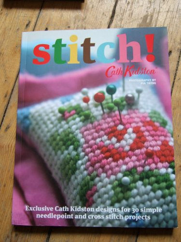 Stitch Cath Kidson 30 simple needlepoint and: Image, See