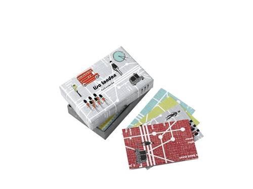 Lisa Stickley London Notecard Box (Lisa London): Stickley, Lisa
