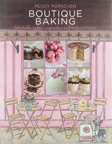 9781849491068: Boutique Baking: Delectable Cakes, Cookies and Teatime Treats