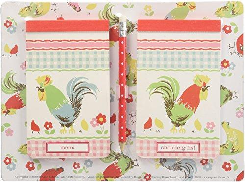 Cath Kidston Kitchen Memo Notes Chicken: Kidston, Cath