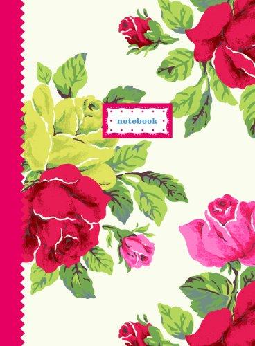 Cath Kidston Chelsea Roses Notebook: Kidston, Cath