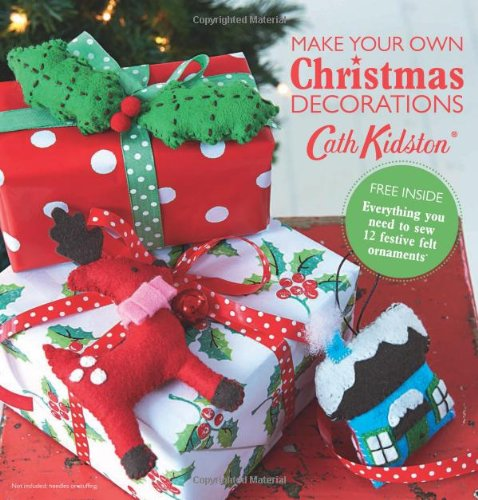 9781849491822: Make-your-own Christmas Decorations Book