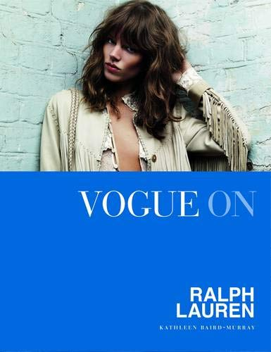 9781849493123: Vogue on Ralph Lauren (Vogue on Designers)