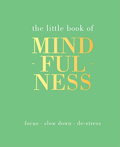 9781849494205: The Little Book of Mindfulness: Focus. Slow Down. De-stress.