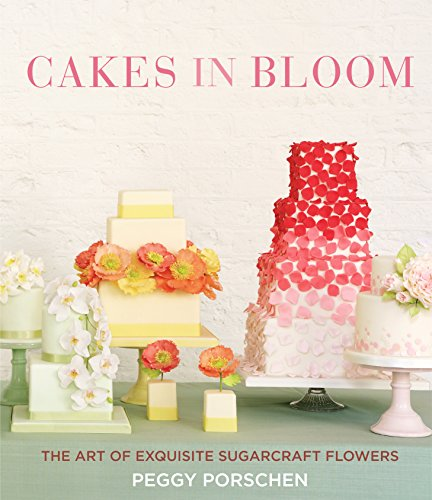 9781849496605: Cakes in Bloom: The Art of Exquisite Sugarcraft Flowers