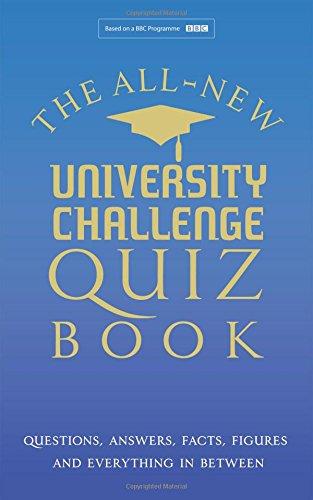 9781849497015: University Challenge: The Ultimate Quiz Book