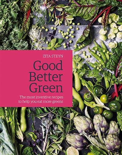 9781849497169: Good Better Green: The most inventive recipes to help you eat more greens