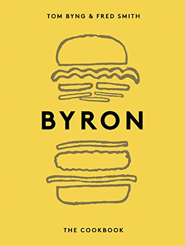 9781849497176: Byron: The Cookbook