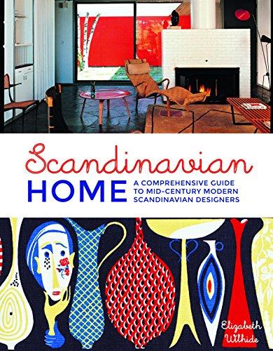 9781849497497: Scandinavian Home: A comprehensive guide to mid-century modern Scandinavian designers