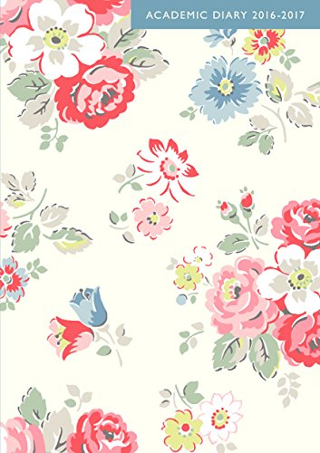 9781849497824: Cath Kidston: A5 Academic 2016/2017 Forest Bunch Pattern