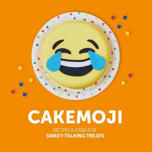 9781849497909: Cakemoji: Recipes & Ideas for Sweet-Talking Treats