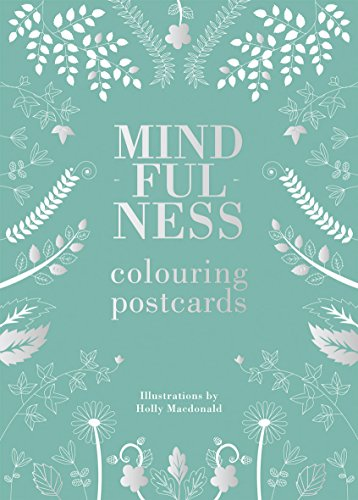 9781849498289: Mindfulness Colouring Postcards