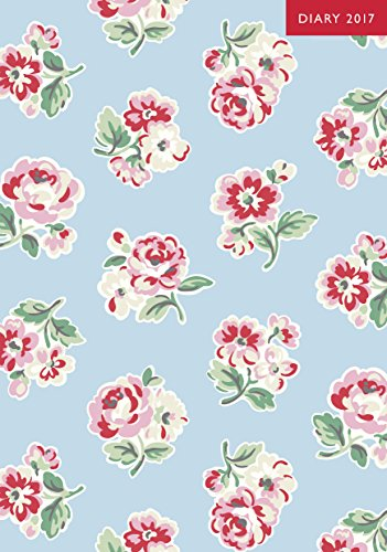 9781849498517: 2017 Cath Kidston Family Wall Calendar Thorp Flowers